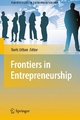 Frontiers in Entrepreneurship - Boris Urban;  Boris Urban