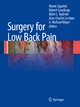 Surgery for Low Back Pain - Marek Szpalski; Robert Gunzburg; Björn L. Rydevik; Jean-Charles Le Huec; H. Michael Mayer