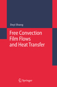 Shang, De-Yi: Free Convection Film Flows and Heat Transfer