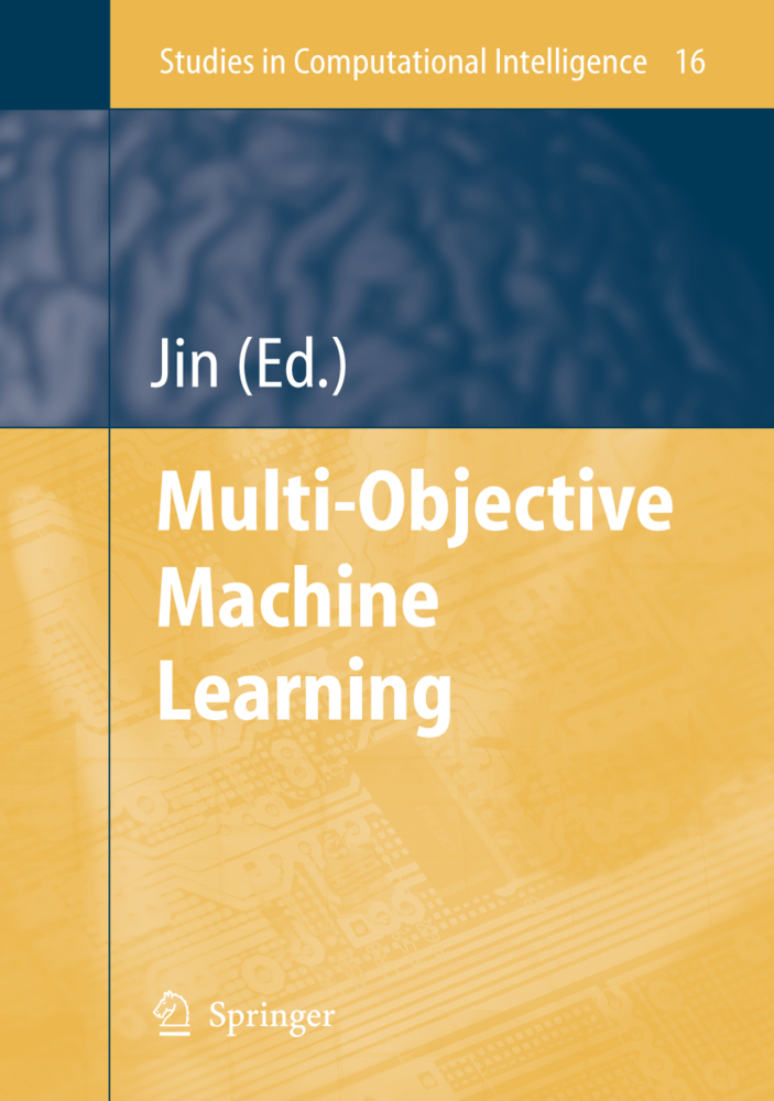 Multi-Objective Machine Learning als Buch von - Springer