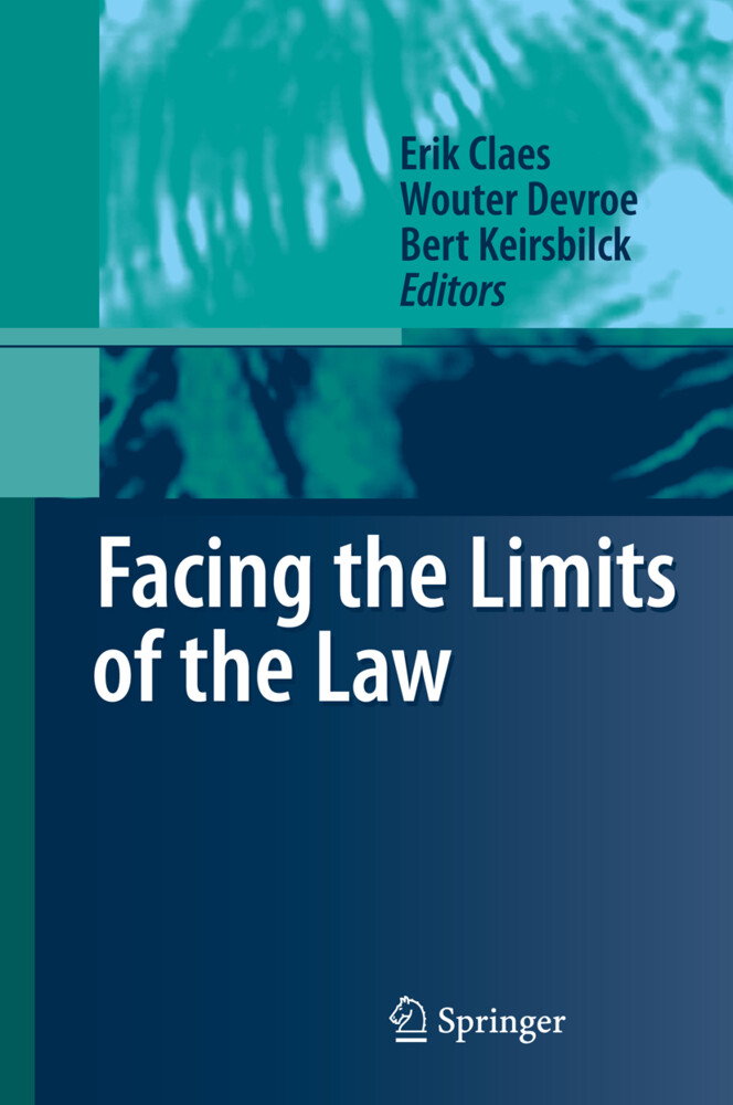 Facing the Limits of the Law als Buch von