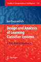 Design and Analysis of Learning Classifier Systems - Jan Drugowitsch