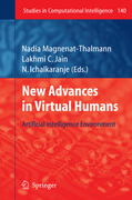 New Advances in Virtual Humans