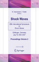 Shock Waves - Klaus Hannemann; Friedrich Seiler