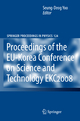 EKC2008 Proceedings of the EU-Korea Conference on Science and Technology - Seung-Deog Yoo