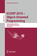 ECOOP 2010 -- Object-Oriented Programming