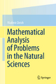 Mathematical Analysis of Problems in the Natural Sciences - Vladimir Zorich