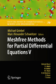 Meshfree Methods for Partial Differential Equations V - Michael Griebel; Marc Alexander Schweitzer
