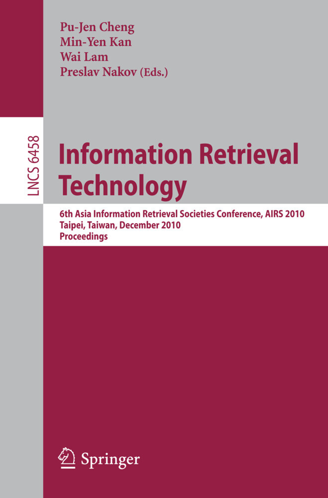 Information Retrieval Technology als Buch von