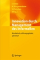 Innovation durch Management des Informellen