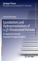 Epoxidations and Hydroperoxidations of a,ß-Unsaturated Ketones - Corinna Reisinger