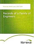 Records of a Family of Engineers - Robert Louis Stevenson