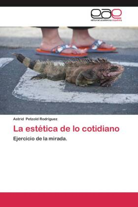 La estética de lo cotidiano - Ejercicio de la mirada. - Petzold Rodríguez, Astrid