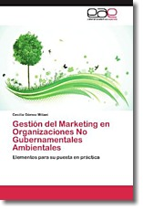 Gestión del Marketing en Organizaciones No Gubernamentales Ambientales