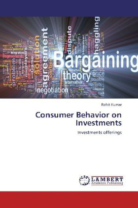 Consumer Behavior on Investments - Investments offerings - Kumar, Rohit