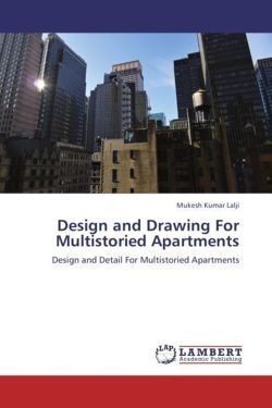 Design and Drawing For Multistoried Apartments