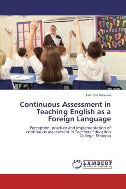 Continuous Assessment in Teaching English as a Foreign Language