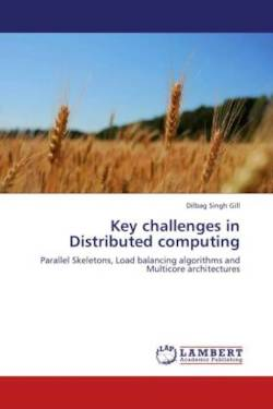 Key challenges in Distributed computing