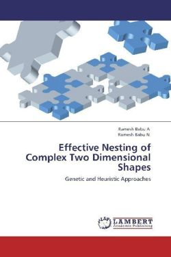 Effective Nesting of Complex Two Dimensional Shapes