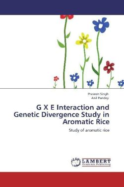 G X E Interaction and Genetic Divergence Study in Aromatic Rice