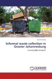 Informal waste collection in Greater Johannesburg - Sentime Kasay