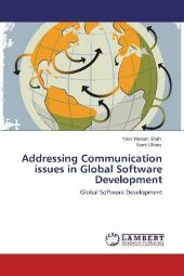 Addressing Communication issues in Global Software Development - Yasir Hassan Shah