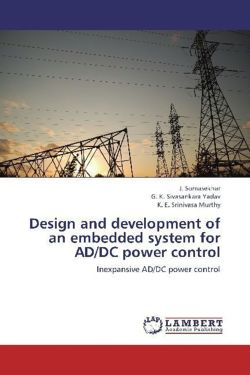 Design and development of an embedded system for AD/DC power control