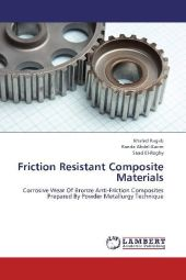 Friction Resistant Composite Materials - Khaled Ragab