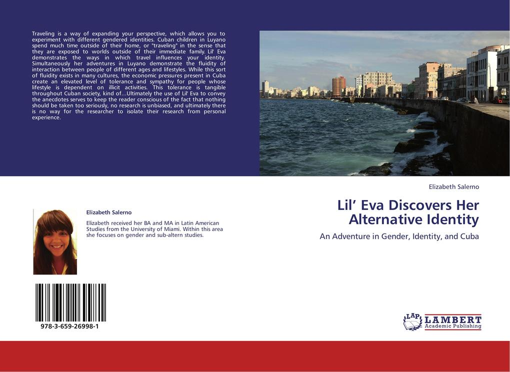 Lil´ Eva Discovers Her Alternative Identity als Buch von Elizabeth Salerno - LAP Lambert Academic Publishing