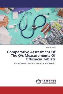 Comparative Assessment Of The Q/c Measurements Of Ofloxacin Tablets