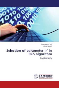 Selection of parameter 'r' in RC5 algorithm