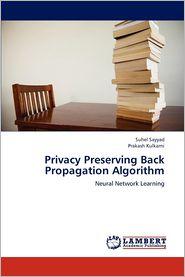 Privacy Preserving Back Propagation Algorithm