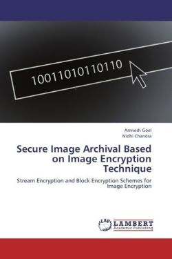 Secure Image Archival Based on Image Encryption Technique