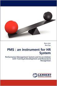 PMS: an instrument for HR System - Ranu Jain, Ravi Gor