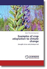 Examples of crop adaptation to climate change