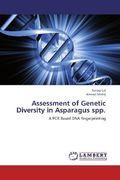 Lal, Sanjay;Mistry, Kinnari: Assessment of Genetic Diversity in Asparagus spp.