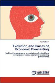 Evolution and Biases of Economic Forecasting