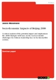 Socio-Economic Impacts of Beijing 2008 - Jannis Mossmann