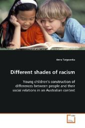 Different shades of racism - Anna Targowska