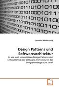 Design Patterns und Softwarearchitektur