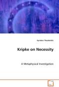 Theodoridis Kyriakos: Kripke on Necessity