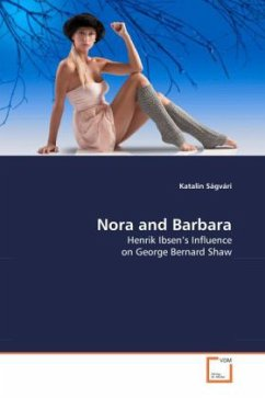 Nora and Barbara - Ságvári, Katalin