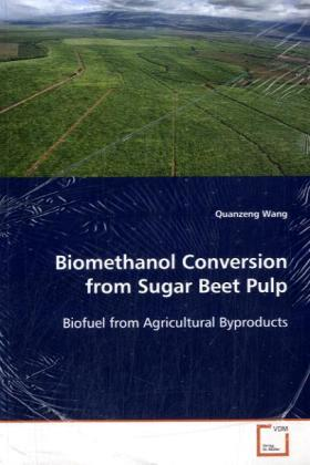 Biomethanol Conversion from Sugar Beet Pulp - Biofuel from Agricultural Byproducts - Wang, Quanzeng