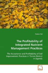 The Profitability of Integrated Nutrient  Management Practices - Pamela Pali
