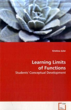 Learning Limits of Functions - Students' Conceptual Development - Juter, Kristina