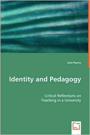 Identity And Pedagogy - Jane Pearce