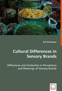 Cultural Differences in Sensory Brands