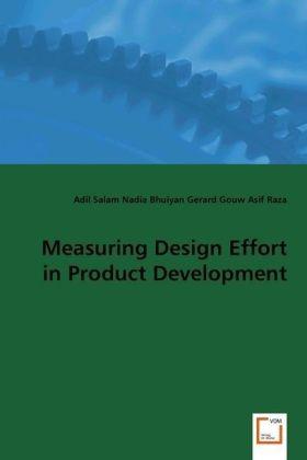 Measuring Design Effort in Product Development - Salam, Adil / Bhuiyan, Nadia / Gouw, Gerard