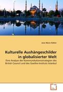 Kähler, Jane Marie: Kulturelle Aushängeschilder in globalisierter Welt