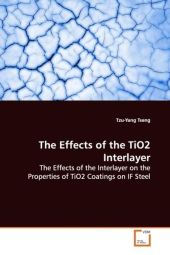 The Effects of the TiO2 Interlayer - Tzu-Yang Tseng
